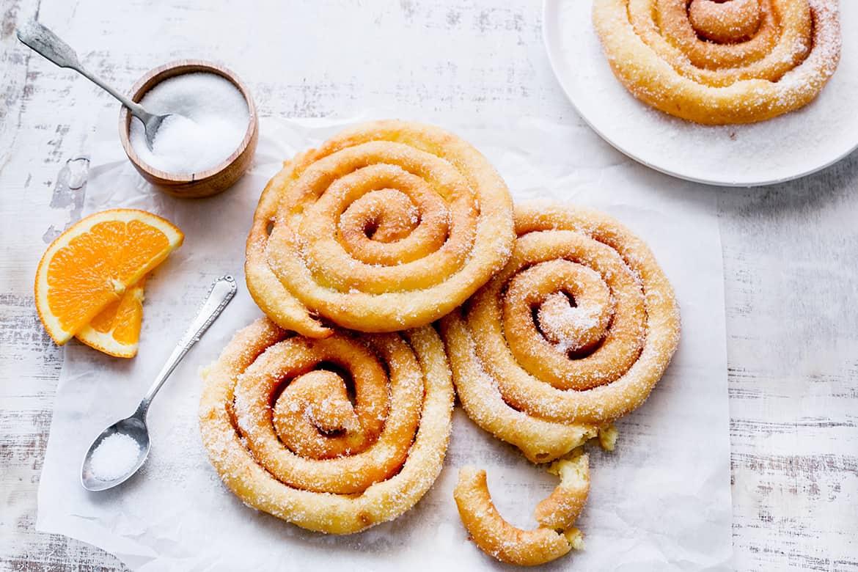 <em>Frisgjoli</em>, rosquillas sardas