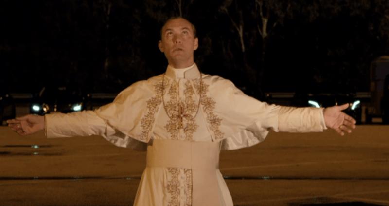 Risultati immagini per the young pope jude law