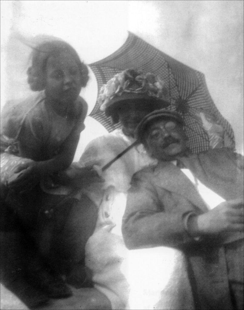 Margita, Marie Krøyer, Hugo Alven