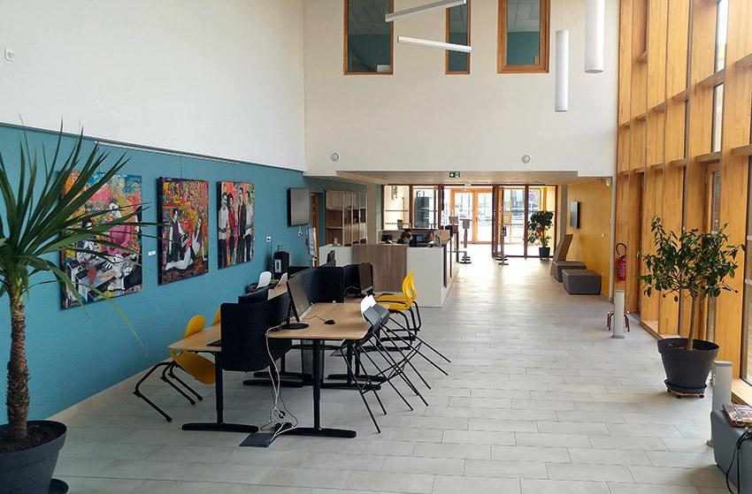 You are currently viewing La Maison des Services Publics à St  André de Cubzac