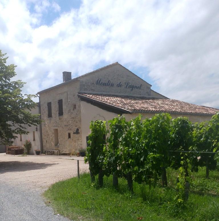 Read more about the article (Bientôt) 2021 au Château Moulin de Lagnet