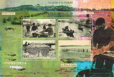 2013 Bloc feuillet cartes postales anciennes