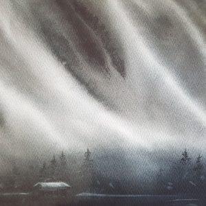 Himmel, Norrsken, Mystik