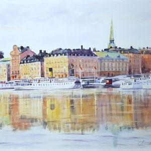 Stockholm, Skeppsbrokajenn