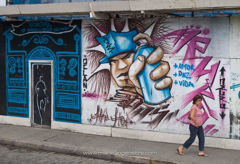 Brésil, Salvador de Bahia (Pelourinho) © Marie-Ange Ostré