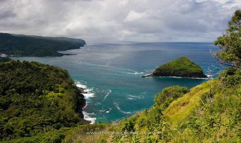 Marquises, l'île de Hiva Oa © Marie-Ange Ostré