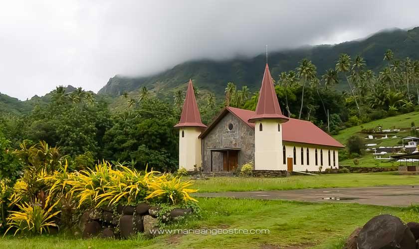 Marquises, île de Nuku Hiva © Marie-Ange Ostré