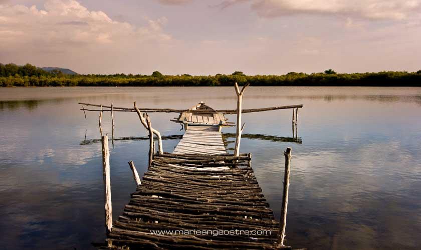 Lombok, lac de Gili Meno © Marie-Ange Ostré
