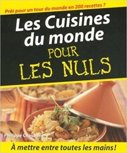 Les Cuisines du Monde pour Les Nuls