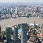 Chine, vue panoramique sur Shanghai © Marie-Ange Ostré