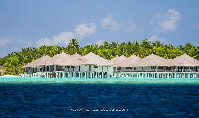 Maldives, Four Seasons Landaa Giraavaru hotel © Marie-Ange Ostré