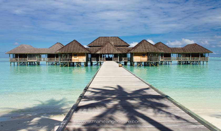 Maldives, Soneva Gili hotel © Marie-Ange Ostré