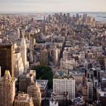 New York panorama sur le Sud de Manhattan en 2009 © Marie-Ange Ostré