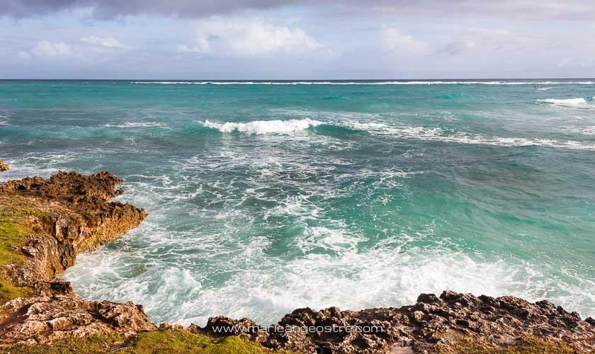 île de la Barbade, différentes plages © Marie-Ange Ostré