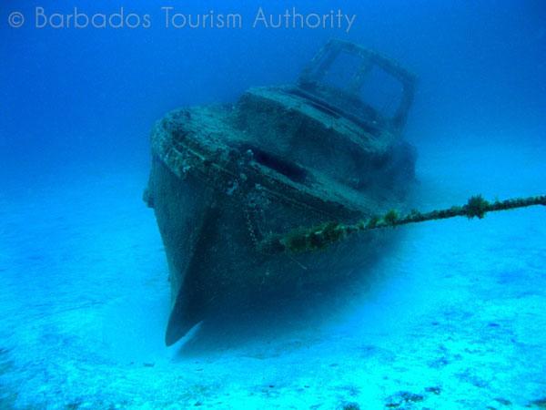 Epave de la Barbade