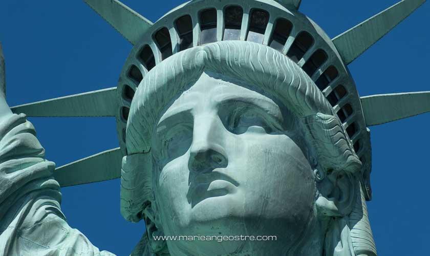 New York, statue de la Liberté © Marie-Ange Ostré