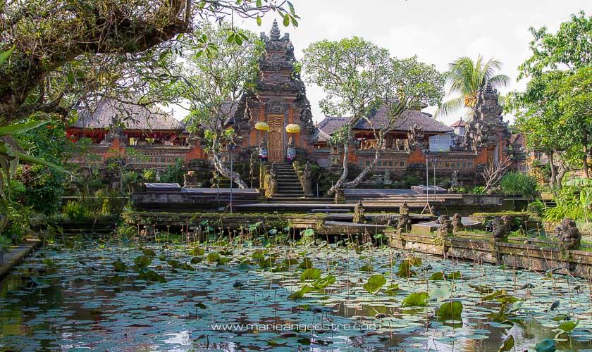 Bali, temple à Ubud © Marie-Ange Ostré