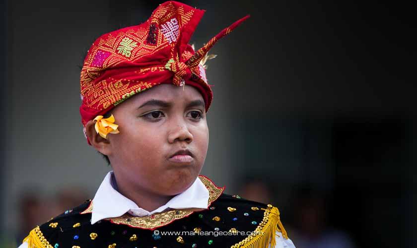 Jeune Sasak (Lombok) ©Marie-Ange Ostré