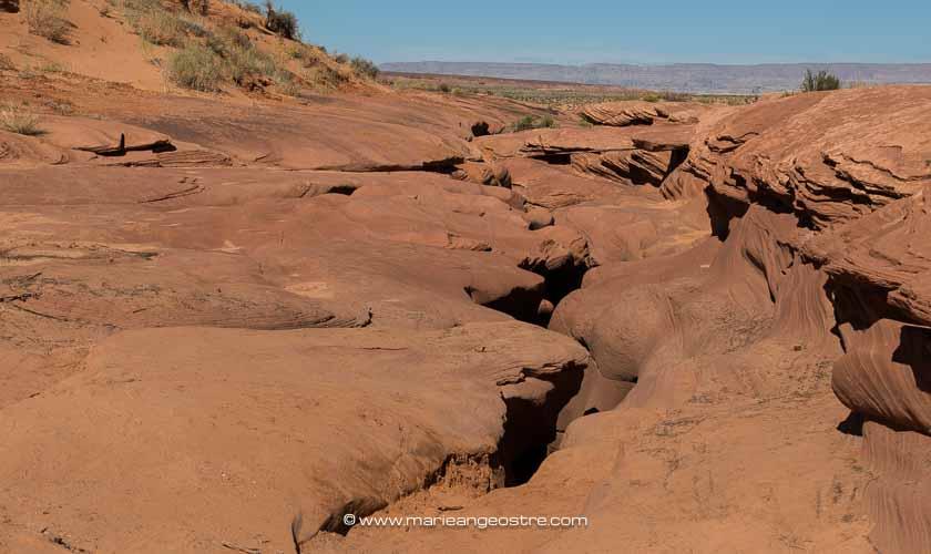 Lower Antelope Canyon, Arizona (USA) ©Marie-Ange Ostré