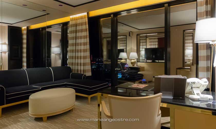 U.S.A., suite au Wynn à Las Vegas © Marie-Ange Ostré