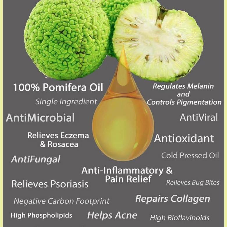 Pomifera Oil- Where it's found and  Benefits