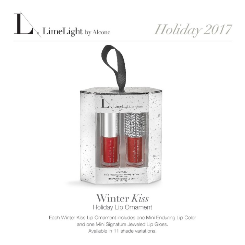 Limelight Holiday Collections Series – A Winters Kiss