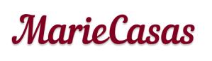 MarieCasas logo Digital Marketer Project Management