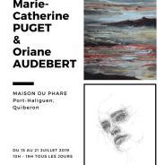 Exposition du 15 au 21 juillet 2019 à Quiberon