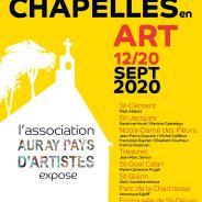 Du 12 au 20 septembre 2020 : Brec'h chapelles en art