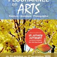 """Exposition """"Plouharnel en Arts"""" du 21 octobre au  1er novembre"""