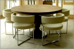 Designer Furniture : Yask : Walnut Iron Lady table at Marie Charnley Interiors