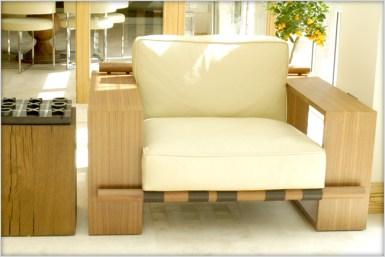Designer Furniture : Porada, Panama 1 seater at Marie Charnley Interiors