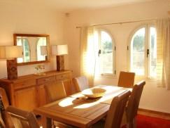 Homes Abroad : Mallorca Villa Dining Room