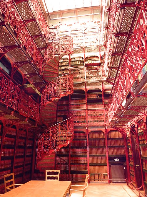 The Old Library, The Hague, The Netherlands
