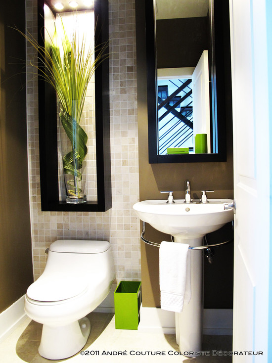 Lively Powder Room (Montreal)