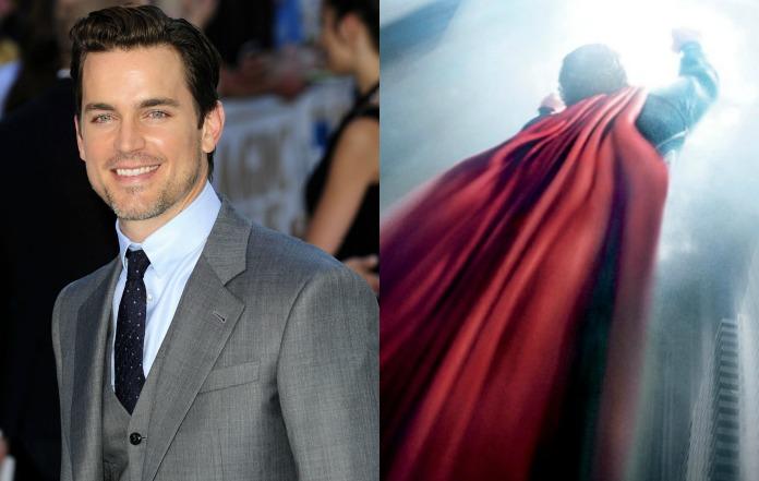 就差一點點!電眼男麥特波莫原本將飾演「超人」?   Marie Claire 美麗佳人