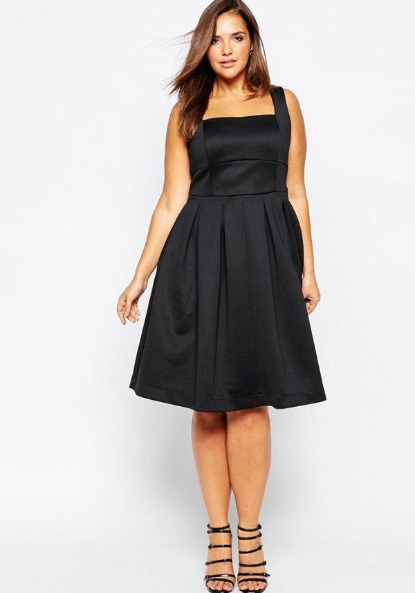 little black formal dresses