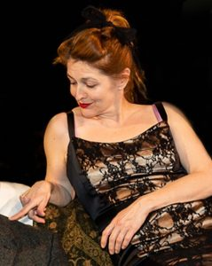 Marie Cooper Actor portraying Hilda in Someone Waiting by Emlyn Williams