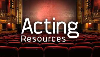 Acting resources button