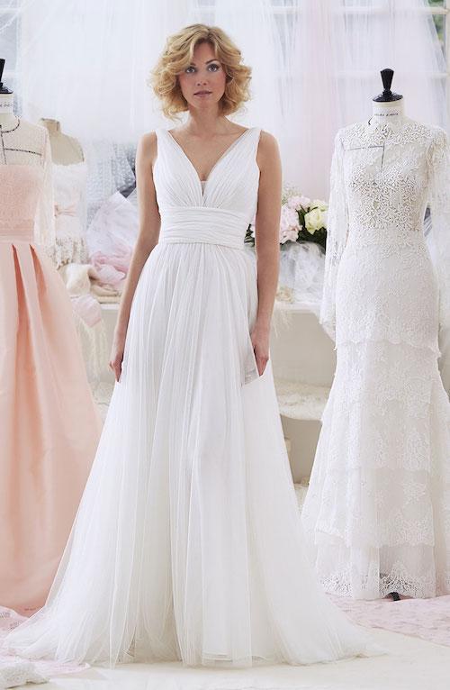 Les Plus Belles Robes De Marie Empire Taille Haute 2019