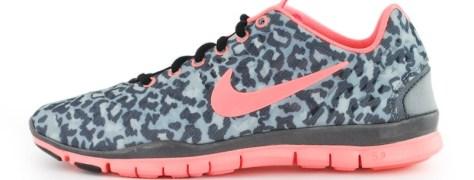 Nike free printed leo
