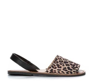 Leo-sandal foto Din Sko