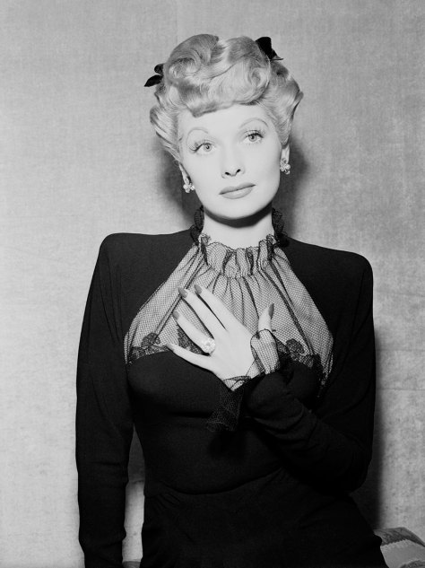 Lucille Ball Vogue