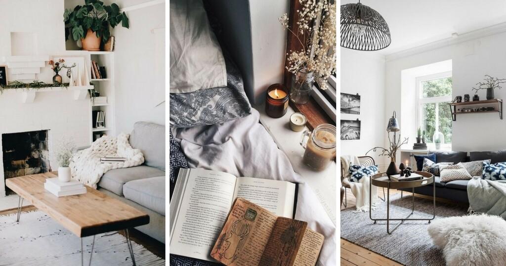 Salon Cocooning 15 Inspirations Repres Sur Pinterest