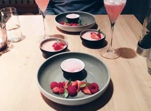 Food pairing Schweppes by MArie Gourmandise