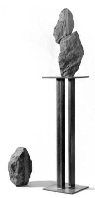 No 99 Sans titre (1989). h = 182,5 cm. Photo Dolores Breau.