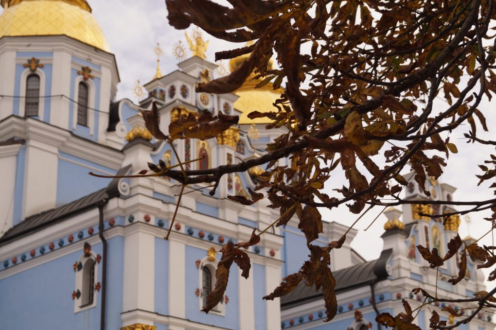 The diversity of Ukraine: a visit to Kyiv
