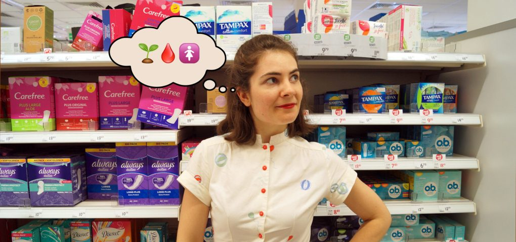 Menstruating comfortably and more sustainably: a review of period underwear
