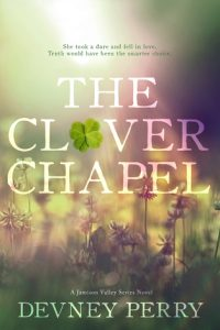 Pre-order blitz: The Clover Chapel ~ Devney Perry