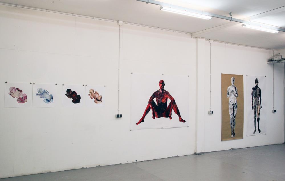 Foto expositie Montage